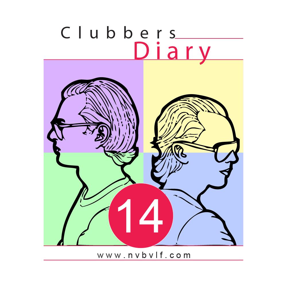 Nouveaubeats & Vince le Fin - Clubbers diary 014 (Incl Jakob Liedholm Guest mix)