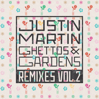 Justin Martin Ft. Pillow Talk The Gurner (Tanner Ross Remix ) Artwork