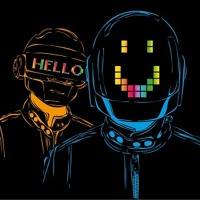 Daft Punk Emphazed Artwork