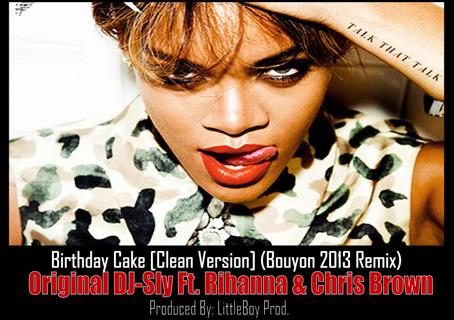 Rihanna Birthday Cake Mp