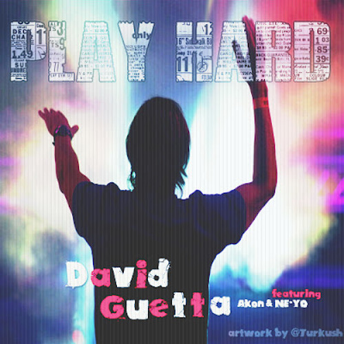 David Guetta ft. Ne-Yo & Akon - Play Hard ( Nico Mendoza Extended Mix )