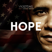 Listen to a new electro song Hope (ft. Barack Obama) - Vicetone