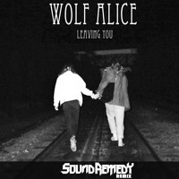 Wolf Alice Leaving You (Sound Remedy Remix) Artwork