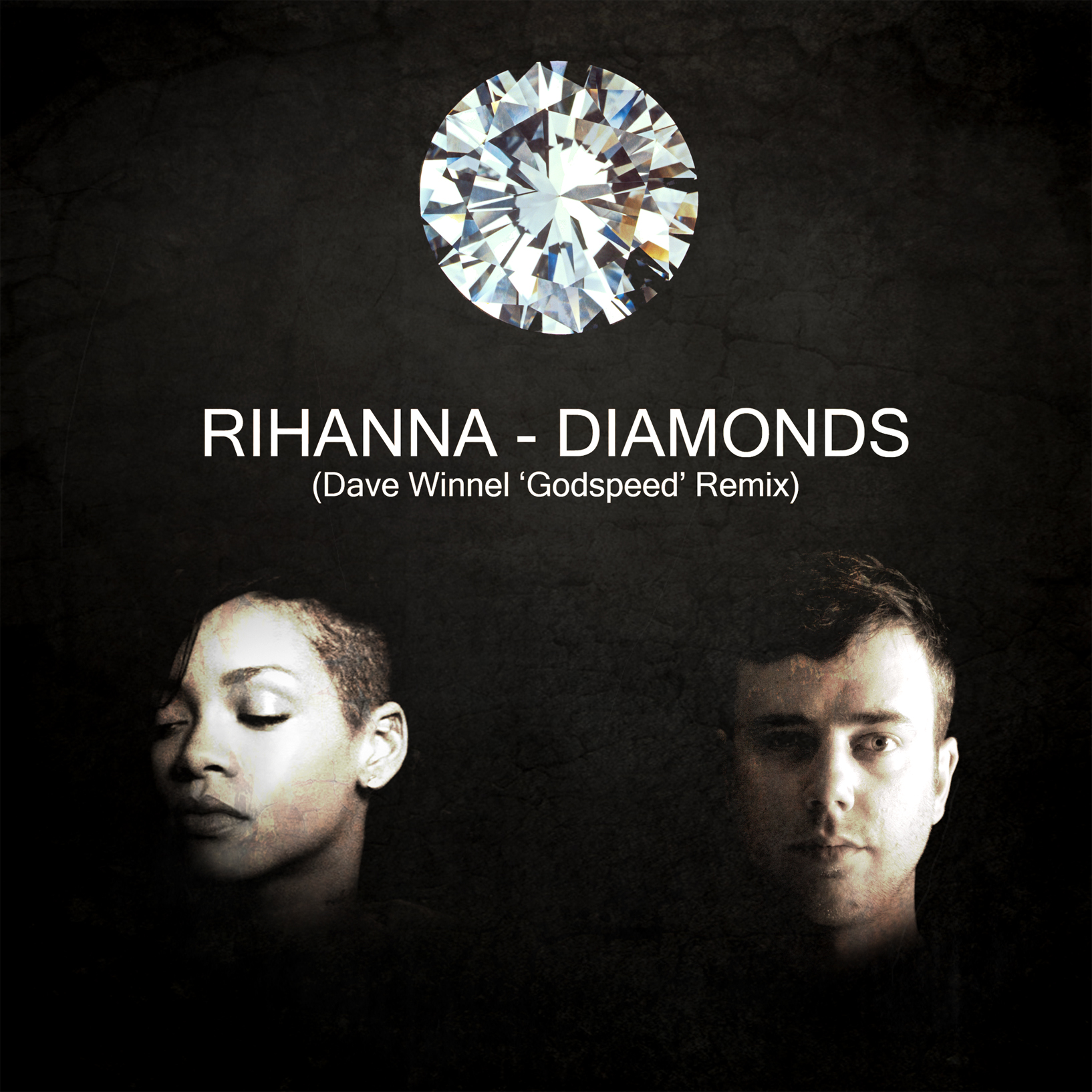 Rihanna - Diamond$ (Dave Winnel Godspeed Remix)