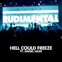 Rudimental Hell Could Freeze (Ft. Angel Haze) Artwork