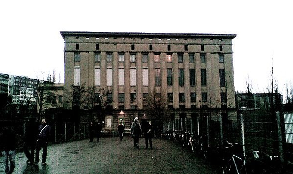 2012.11.24 - SPEEDY J @ BERGHAIN (BERLIN, GERMANY) Artworks-000035197212-ai3v41-original