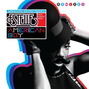 American Boy (Moustache Machine Remix) by Estelle feat. Kanye West
