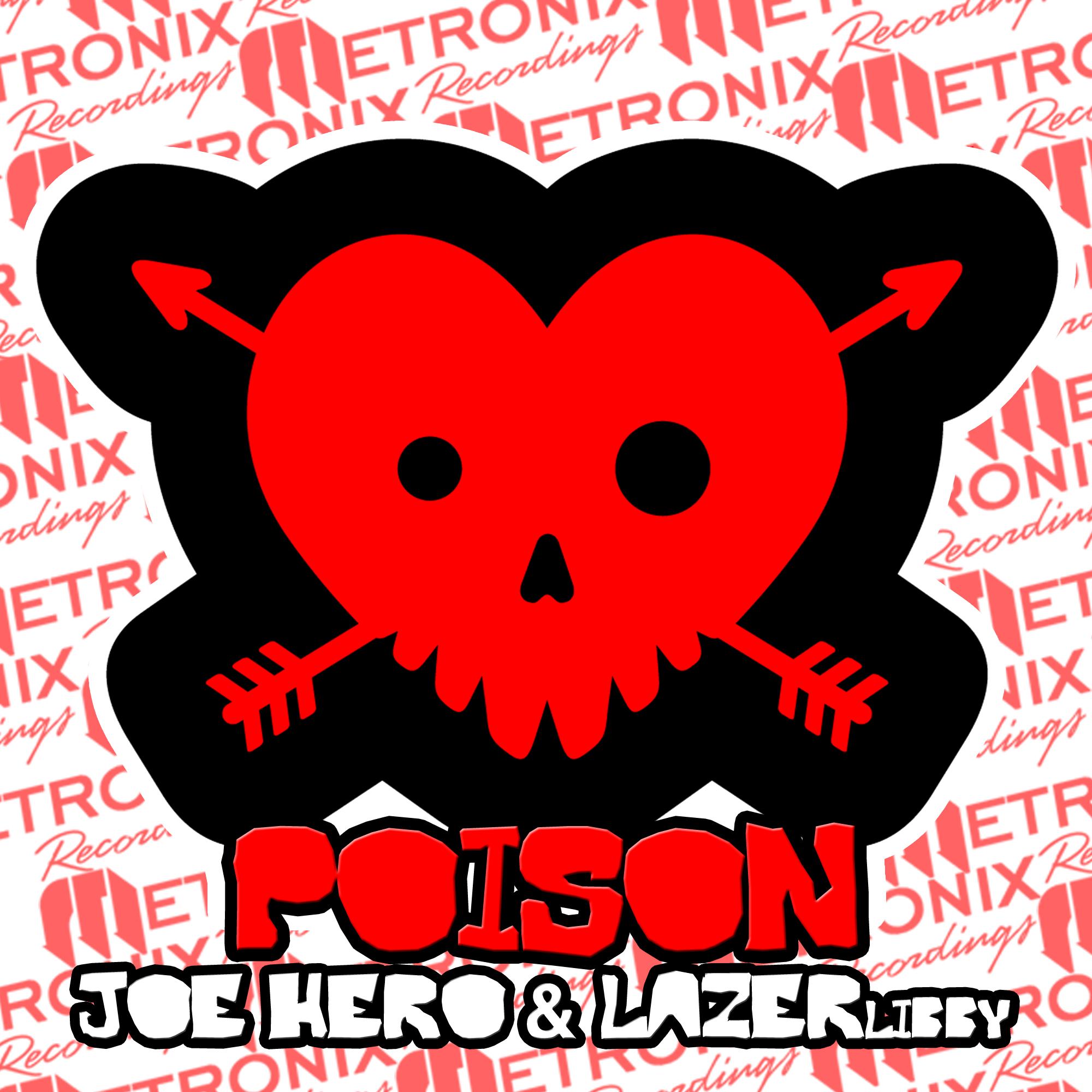 MOOMBAH | Joe Hero ft. LAZERlibby - Poison [DLake Moombahton Remix]