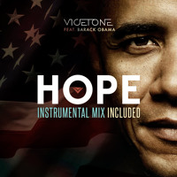 Listen to a new  song Hope (Instrumental Mix) - Vicetone feat. Barack Obama