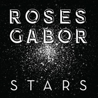 Roses Gabor Night Sky Artwork