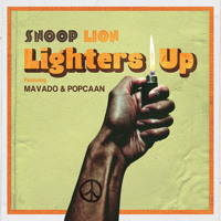 Listen to a new hiphop song Lighters Up (ft. Mavado and Popcaan) - Snoop Lion