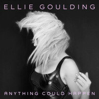 Ellie Goulding Anything Could Happen Artwork