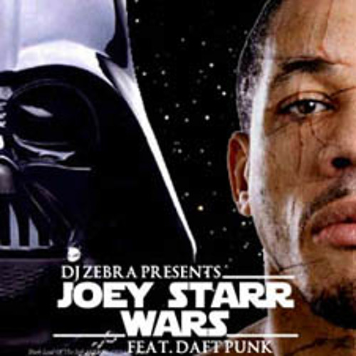 DJ ZEBRA Joey Starr wars by pdavy - Hear the world's sounds