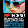 Dave Clarke - Live @ I Love Techno 2012 - Gent - BE (20121110)
