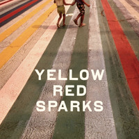 Yellow Red Sparks Yellow Red Sparks Artwork