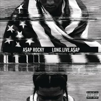 A$AP Rocky 1 Train (Ft. Kendrick Lamar, Joey Bada$$, Yelawolf, Danny Brown, Action Bronson & Big K.R.I.T) Artwork