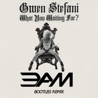 Listen to a new remix song What You Waiting For (3.A.M. Remix) - Gwen Stefani