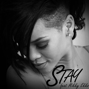 Capa do CD Stay – Rihanna feat. Mikky Ekko mp3