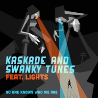 Listen to a new electro song No One Knows Who We Are (Original Club Mix) - Kaskade and Swanky Tunes (feat. Lights)