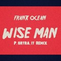 Frank Ocean Wise Man (Portrait Remix) Artwork