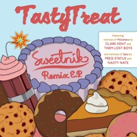 Listen to a new remix song Milkshake (Clark Kent Remix) - Tasty Treat and Dead Robot