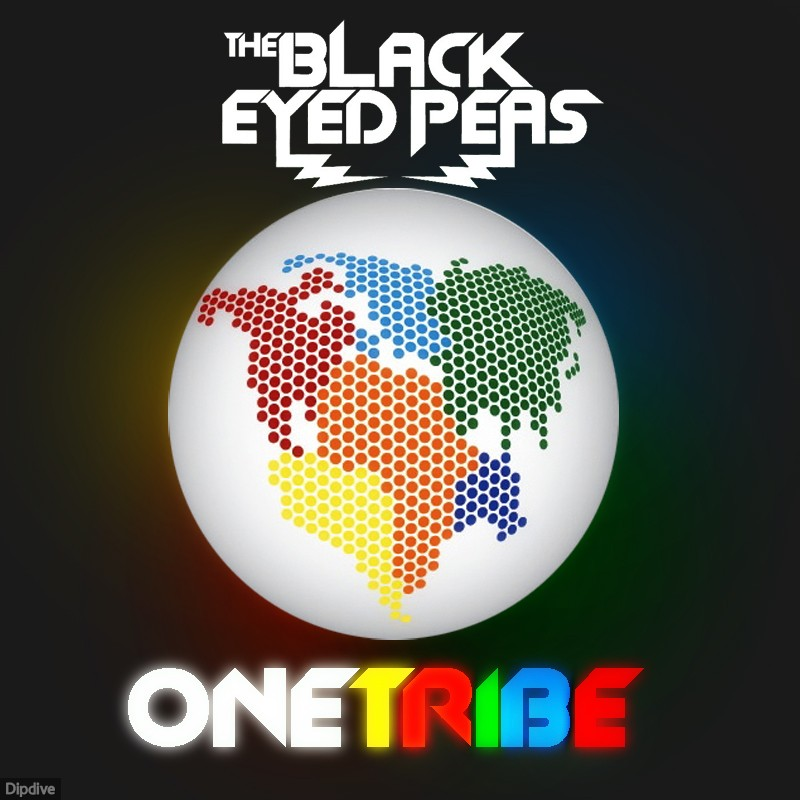Who wrote One Tribe by black eyed peas?