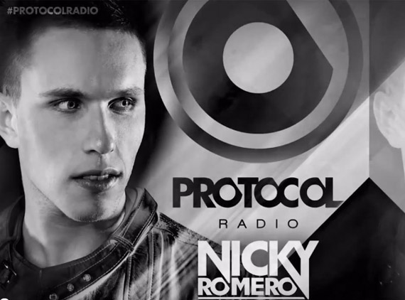 2013.02.09 - NICKY ROMERO - PROTOCOL RADIO #026 Artworks-000037445549-l2jgd4-original