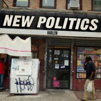 New Politics Harlem Artwork