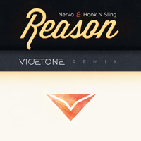 Listen to a new remix song Reason (Vicetone Remix) - Hook N Sling vs Nervo