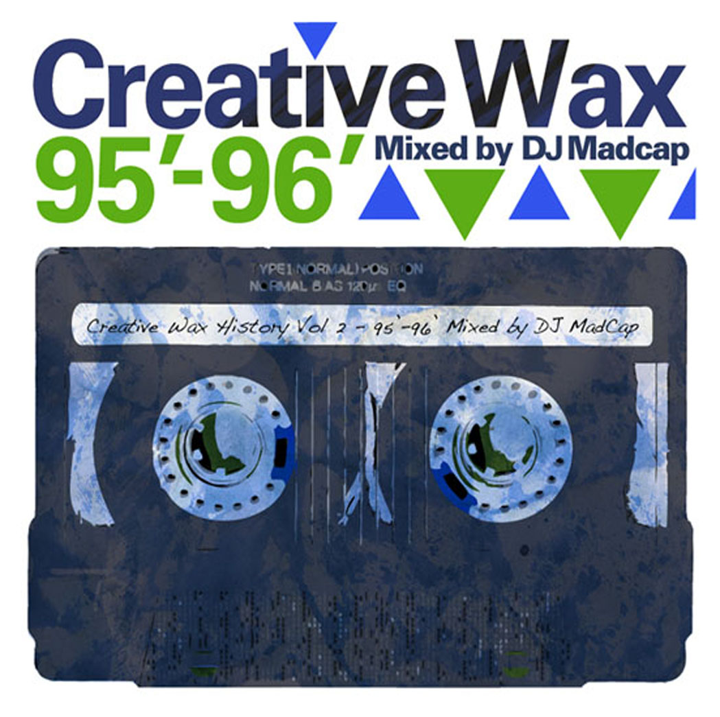Madcap - Creative Wax History Mix