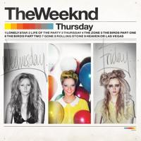 The Weeknd D.D. Artwork