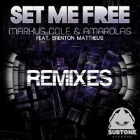 Listen to a new remix song Set Me Free (Moiez Remix) - Markus Cole and Amarolas (ft. Brenton Mattheus)