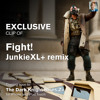 EXCLUSIVE : A finger snap transformed by Fight! JunkieXL+ remix in The Dark Knight Rises Z+ App album artwork