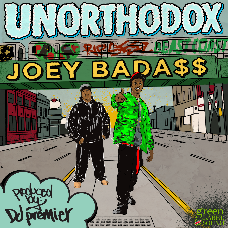 hiphop joey bada � unorthodox prod dj premier