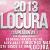 Megamix CD Locura Compìlation Vol.1 MasterMusicRecords