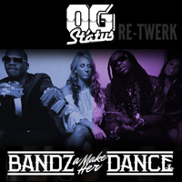 Listen to a new remix song Bands A Make Her Dance (OG Status Retwerk) - Juicy J