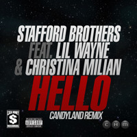 Listen to a new remix song Hello (Candyland Remix) - Stafford Brothers (ft. Christina Milian)