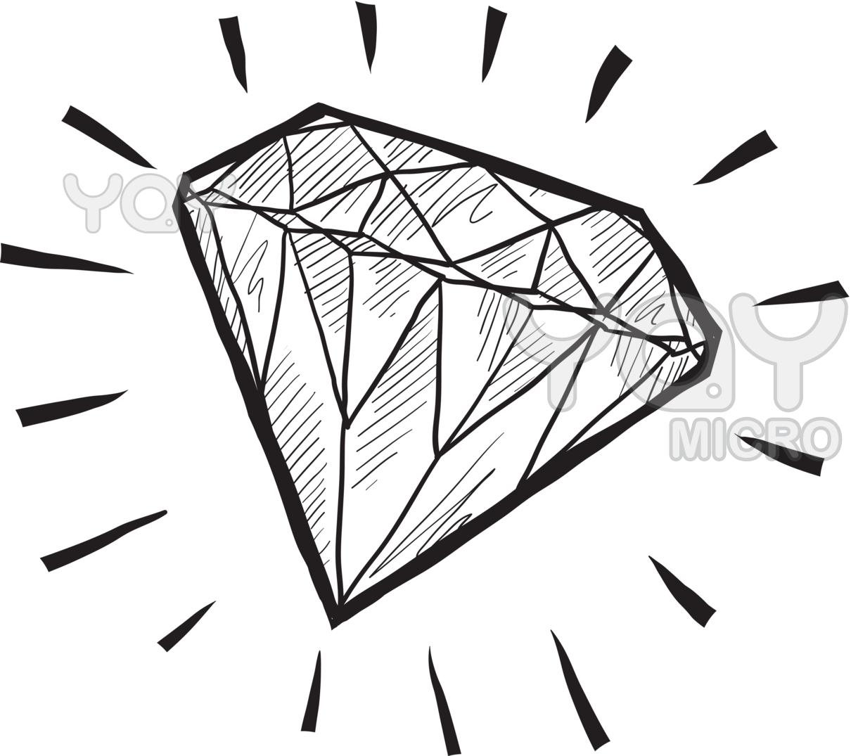 Diamond Drawing Diamond Drawing