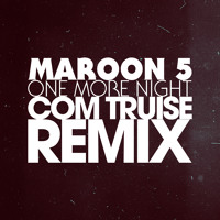 Listen to a new remix song One More Night (Com Truise Remix) - Maroon 5