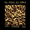 "Cassie - ""All Gold, All Girls"" (Remix) (Main) album artwork"