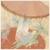 Kidkanevil & Daisuke Tanabe Ghostgirl (KRTS RMX) Artwork