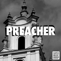 Amtrac Preacher Artwork