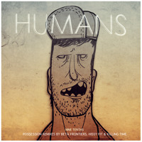 Humans Possession (Beta Frontiers Remix) Artwork