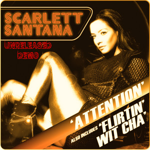 "Scarlett Santana - "" ATTENTION "" ( Pashaa Pimps The Disko Mix) [ OUT MAY 2013  ]"