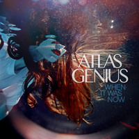 Atlas Genius Centred On You Artwork