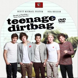 One Direction Teenage Dirtbag Album Cover Album   one directionOne Direction Teenage Dirtbag Edit