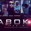 ABOKI REMIX ICEPRINCE FEAT. SARKODIE MERCY JOHNSON WIZKID MI KHULI CHANA [PRO. BY CHOPSTIX]