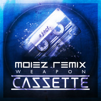 Listen to a new electro song Weapon (Moiez Remix) - Cazzette