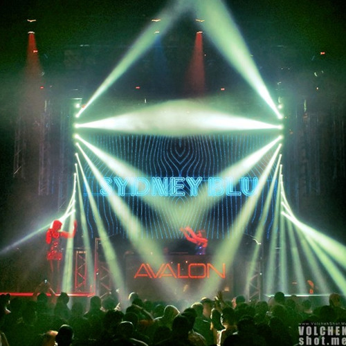 SYDNEY BLU LIVE @ AVALON, LOS ANGELES 2-2-13 by sydneyblu