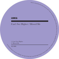 Lorca Can't See Higher (Temple's House Edit) Artwork